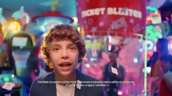 Chuck E. Cheese's TV Spot, 'Maximum Fun' - Thumbnail 5