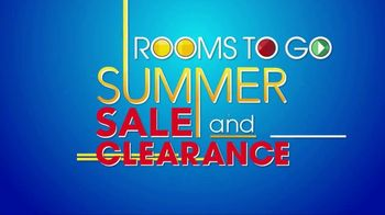 Rooms to Go Summer Sale and Clearance TV Spot, 'Make Room for Fall Styles' - Thumbnail 2