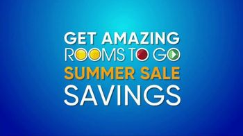 Rooms to Go Summer Sale and Clearance TV Spot, 'Make Room for Fall Styles' - Thumbnail 4