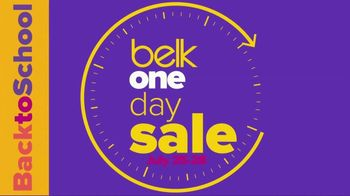 One Day Sale: Back to School Ready thumbnail