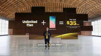 Sprint TV Spot, 'Keep Things Simple: S10' - Thumbnail 4