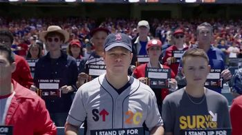 Stand Up 2 Cancer TV Spot, 'For All The Moments We Stand Up' Featuring Matt Damon - Thumbnail 8