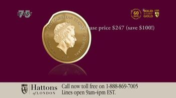 Hattons of London TV Spot, 'Gold Coin Announcement' - Thumbnail 4