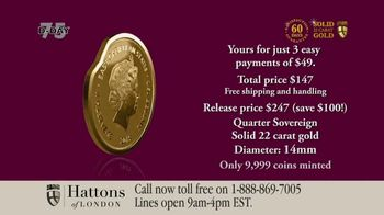 Hattons of London TV Spot, 'Gold Coin Announcement' - Thumbnail 7