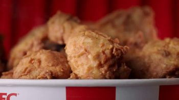 KFC TV Spot, 'World Famous Chicken on Delivery' - Thumbnail 2