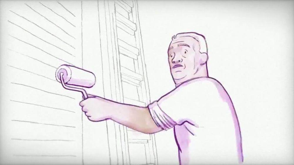 Alzheimer's Association TV Commercial, 'Pintor'