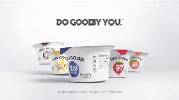 Two Good Yogurt TV Spot, 'Just Stay In' - Thumbnail 9