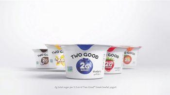 Two Good Yogurt TV Spot, 'Just Stay In'