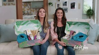 FabFitFun.com TV Spot, 'Pick What You Want' Featuring Carly Waddell and Jade Roper - Thumbnail 1
