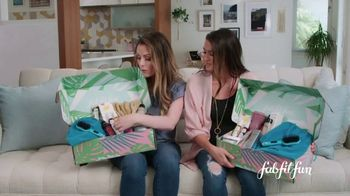 FabFitFun.com TV Spot, 'Pick What You Want' Featuring Carly Waddell and Jade Roper