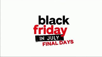 Ashley HomeStore Black Friday in July TV Spot, 'Final Days: Doorbusters' Song by Midnight Riot - Thumbnail 8