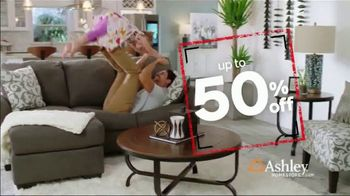 Ashley HomeStore Black Friday in July TV Spot, 'Final Days: Doorbusters' Song by Midnight Riot - Thumbnail 4