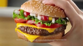 McDonald's Quarter Pounder TV Spot, 'Deliciosamente jugoso' canción de The Jamies [Spanish] - Thumbnail 5