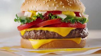 McDonald's Quarter Pounder TV Spot, 'Deliciosamente jugoso' canción de The Jamies [Spanish] - Thumbnail 6