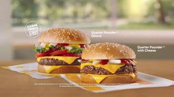 McDonald's Quarter Pounder TV Spot, 'Deliciosamente jugoso' canción de The Jamies [Spanish] - Thumbnail 7