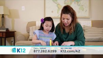 K12 TV Spot, 'Learning Happens Anywhere'