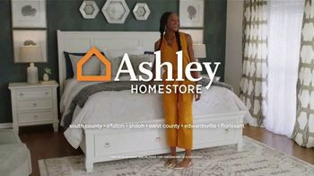 Ashley HomeStore Black Friday in July Mattress Event TV Spot, 'Boxspring' Song by Midnight Riot - Thumbnail 8
