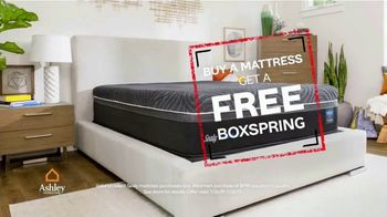 Ashley HomeStore Black Friday in July Mattress Event TV Spot, 'Boxspring' Song by Midnight Riot - Thumbnail 4