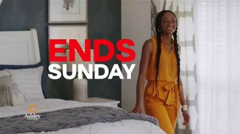Ashley HomeStore Black Friday in July Mattress Event TV Spot, 'Boxspring' Song by Midnight Riot - Thumbnail 7