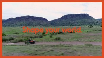 Kubota Sidekick TV Spot, 'Roam at 40 Miles Per Hour: Instant Rebate' - Thumbnail 9