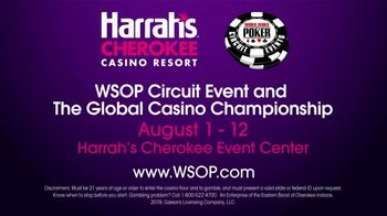 Harrah's TV Spot, 'Business Meeting: WSOP Circuit Event and The Global Casino Championship' - Thumbnail 10