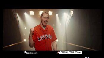Fanatics.com TV Spot, 'MLB Fans' - Thumbnail 3