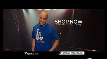 Fanatics.com TV Spot, 'MLB Fans' - Thumbnail 8