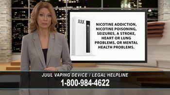 Beasley Allen Law Firm TV Spot, 'JUUL Vaping Device'
