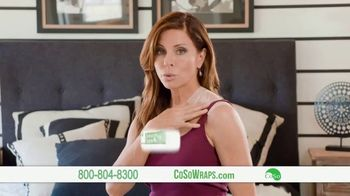 CoSo CBD Relief Wraps TV Spot, 'Targeted Relief' - Thumbnail 5