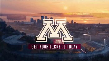 University of Minnesota TV Spot, 'Gophers: Be a Legend' - Thumbnail 7