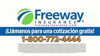 Freeway Insurance TV Spot, 'Accidente en la gasolinera' [Spanish] - Thumbnail 8