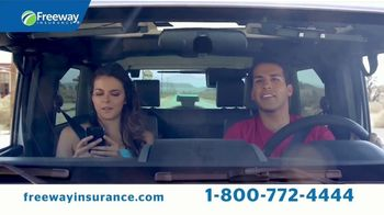 Freeway Insurance TV Spot, 'Accidente en la gasolinera' [Spanish] - Thumbnail 2
