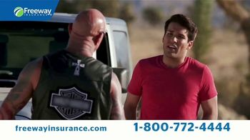 Freeway Insurance TV Spot, 'Accidente en la gasolinera' [Spanish] - Thumbnail 6