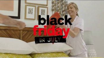 Ashley HomeStore Black Friday in July Mattress Sale TV Spot, 'Last Chance: Adjustable Queen' - Thumbnail 2