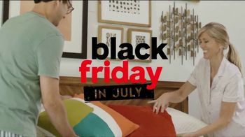 Ashley HomeStore Black Friday in July Mattress Sale TV Spot, 'Last Chance: Adjustable Queen' - Thumbnail 3