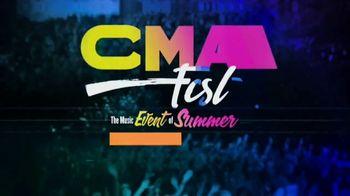 XFINITY TV Spot, 'ABC: 2019 CMA Fest: Brett Young' - Thumbnail 7