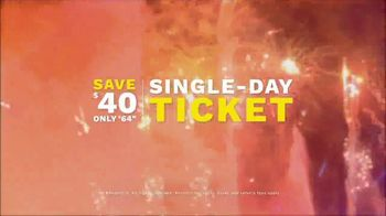 SeaWorld End of Summer Sale TV Spot, 'Real Feels Amazing: Single-Day Tickets' - Thumbnail 6