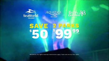 SeaWorld End of Summer Sale TV Spot, 'Real Feels Amazing: Single-Day Tickets' - Thumbnail 7