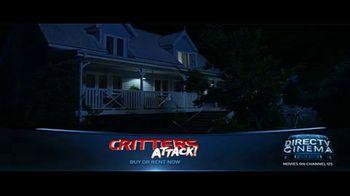 DIRECTV Cinema TV Spot, 'Critters Attack!' - Thumbnail 1