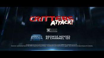 DIRECTV Cinema TV Spot, 'Critters Attack!' - Thumbnail 10