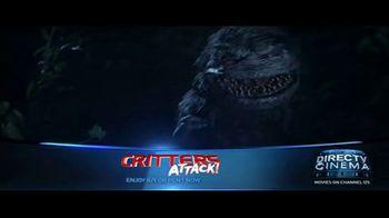 DIRECTV Cinema TV Spot, 'Critters Attack!' - Thumbnail 2
