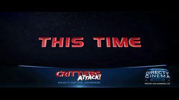 DIRECTV Cinema TV Spot, 'Critters Attack!' - Thumbnail 3
