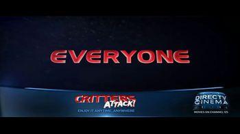 DIRECTV Cinema TV Spot, 'Critters Attack!' - Thumbnail 5