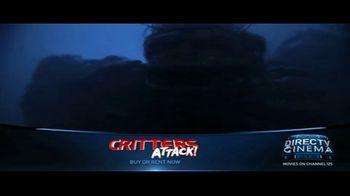 DIRECTV Cinema TV Spot, 'Critters Attack!' - Thumbnail 7