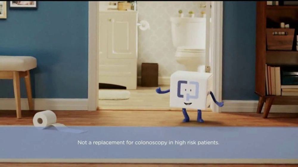 Cologuard TV Commercial, 'Around the House'