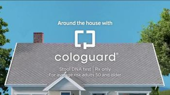 Cologuard TV Spot, 'Around the House' - Thumbnail 1