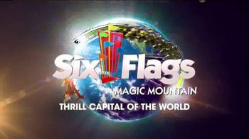 Six Flags Magic Mountain TV Spot, 'Find Your Thrill: Drop of Doom: Save $25' - Thumbnail 7