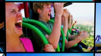Six Flags Magic Mountain TV Spot, 'Find Your Thrill: Drop of Doom: Save $25' - Thumbnail 2