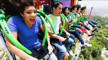 Six Flags Magic Mountain TV Spot, 'Find Your Thrill: Drop of Doom: Save $25' - Thumbnail 4