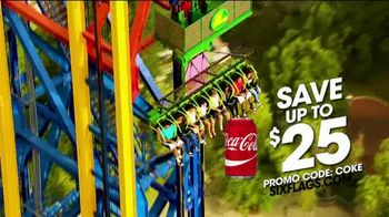 Six Flags Magic Mountain TV Spot, 'Find Your Thrill: Drop of Doom: Save $25' - Thumbnail 5
